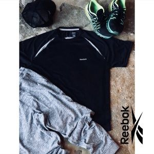 Reebok Shirts - REEBOK Playdry Athletic Men's training  shirt
